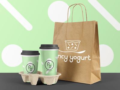 Fancy Yogurt To Go