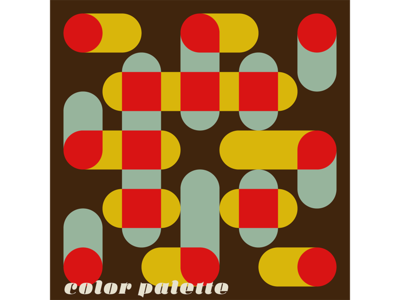 Color Palette For Dribbbs 10