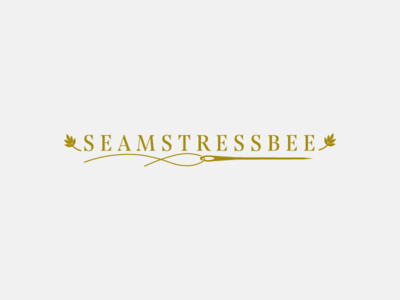 Seamstress Bee for Dribbbs