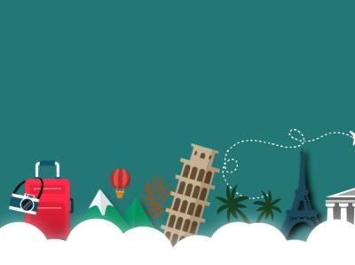 Travel logo photoshop vector design illustration travel logodesign traveling