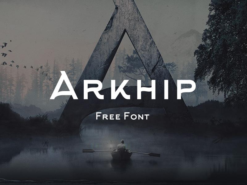 Arkhip© — Free Font typography type font free logo download free font free fonts cyrillic