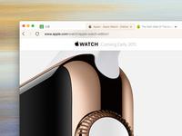 Another golden QQ Browser