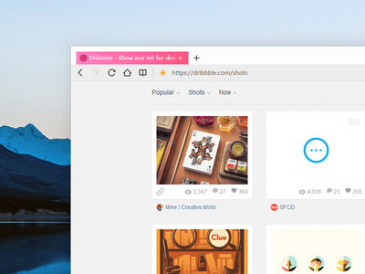 Qq Browser 9 For Windows By Adidag On Dribbble