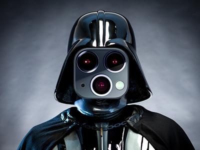 Darth Vader 11 Pro iphone 11 pro