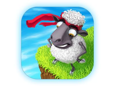 Sheep Frenzy! sheep frenzy game mobile icon frenzy sheep