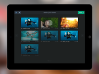 Video Editing App - Assets Management
