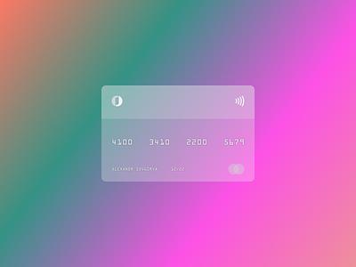 Сredit Сard freelance design web ux ui design web ui ux freelance figma creditcard