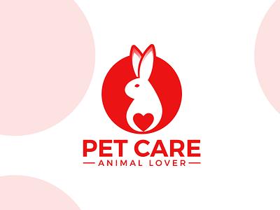 PET CARE Modern Logo Design design logo illustration logo design logo mark creative logo app icon modern logo branding brand identity