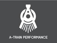 A-Train Performance Logo