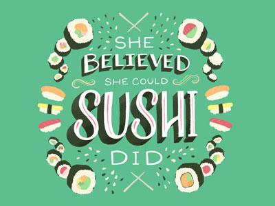 Sushi Did