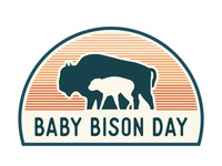 Baby Bison Day