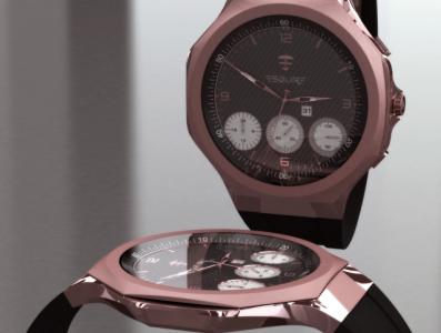 Design Our New Modern Mens Watch! 3d