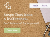 J.B. Signature Soaps Home Page