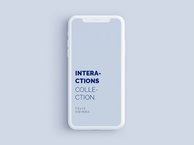 Interactions Collection loading animation animation interaction design ixd interaction