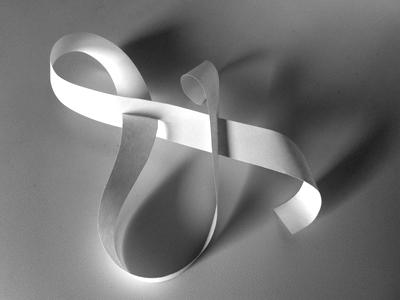 Dribbble paper ampersand