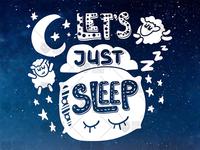 Nice Night Overlay - Lets Just Sleep