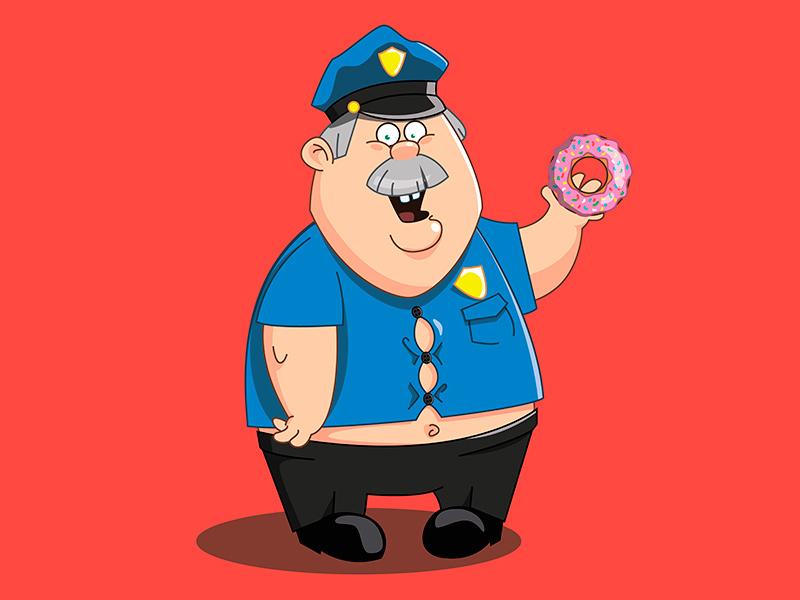 Chubby 3d cartoon cop fucking an ebony hunk039s tight asshole hard 7