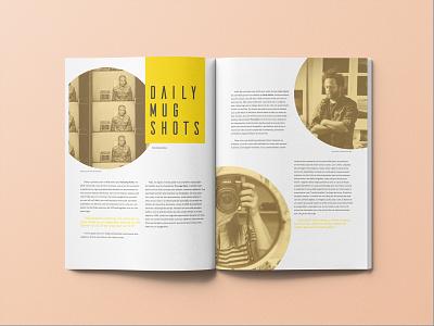 Inventa Magazine magazine print magazine design layout editorial design graphic design design