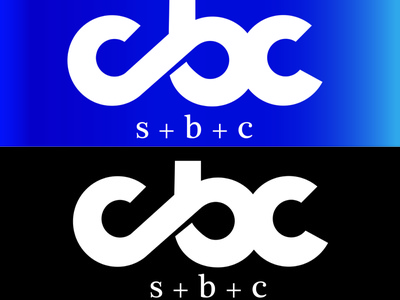 FUSION LETRAS S B C icon illustrator graphic design art vector typography logo illustration design branding