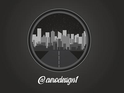 fondo ciudad icon illustrator graphic design art vector typography logo illustration design branding