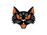 Haloween Black Cat