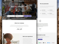 Home Startup Company   Pixlr - HTML Template