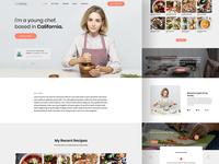 Recipes Portfolio