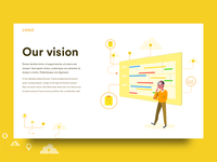 Website Page  Our Vision