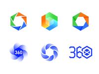 Alibaba HangYe 360 Logo