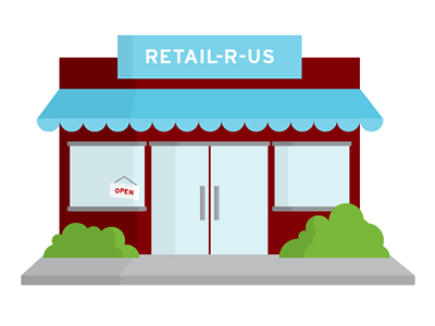 test illustration: retail