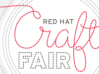 Craft Fair flier
