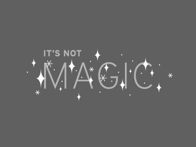 Not magic