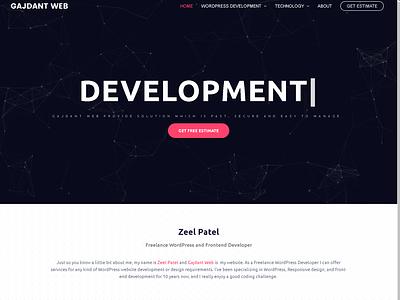 Gajdant Web 2.0 design wordpress web design