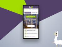 Restaurant Website Responsive Example