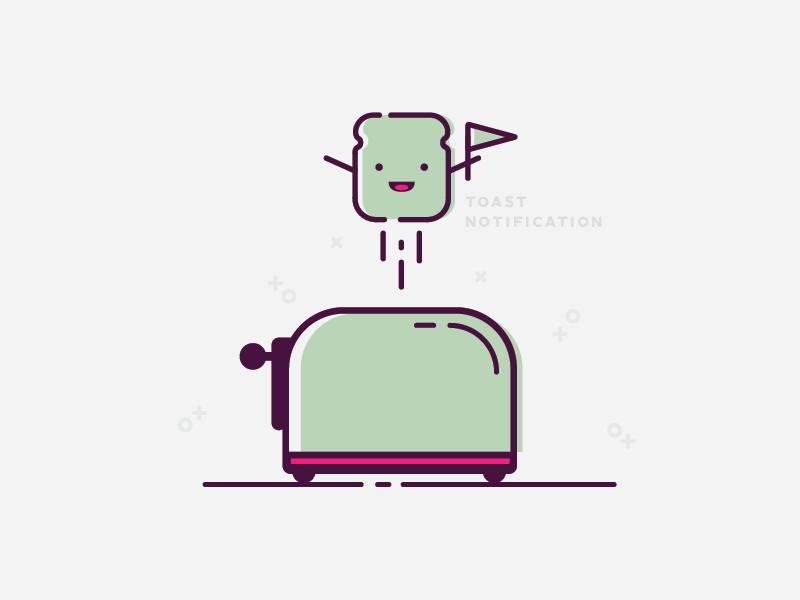 Toastnotification 01