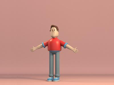 3D Character Design vector ux ui 3d character design 3d character 3d art 3d character design character illustration digital digital art design