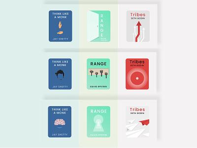 Book Cover Design for Shortforms modern minimal book cover app design 2d art 2d illustrations branding graphic design vector illustration brand identity branding digital art digital design