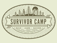 BSA Camp Badge Concept