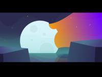 Not-so-full Moon