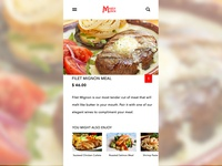 Magic Meals User Experience Project