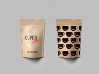 Cuppa Joes Branding & Packaging