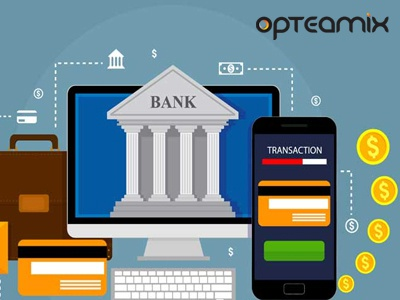 Digital Transformation in Banking | Opteamix