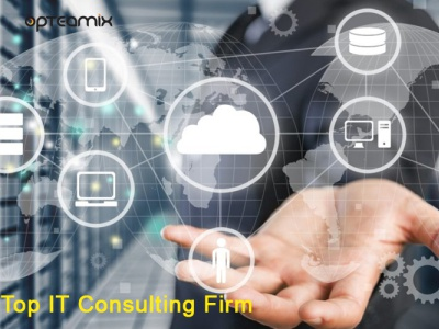 Top IT Consulting Firm | Opteamix top it consulting firms