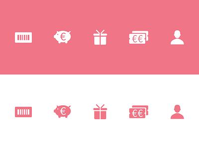 Rewards Icons voucher icon shopping icon app icons reward icons icon icons