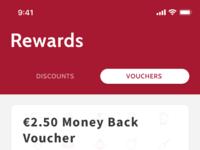Rewards   vouchers