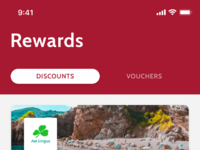 Rewards   discounts
