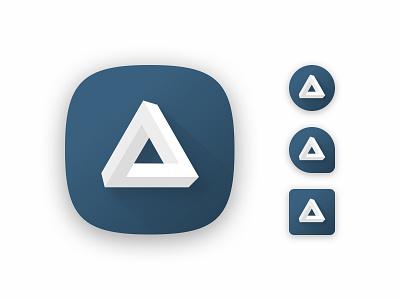 Android App Adaptive Icon minimal design logo ux ui app mobile app icon app icons app icon designers app icon design google play store app store adaptive icon app icon android