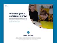Homepage for Agora Publishing Ireland