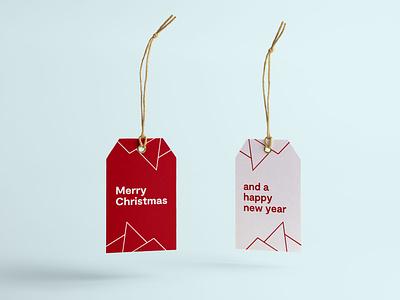 Weekly Warmup Design a Holiday Gift Tag happy new year merry xmas gifts gift christmas holiday tag gift card warmup