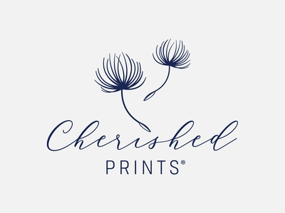 Cherished Prints logo